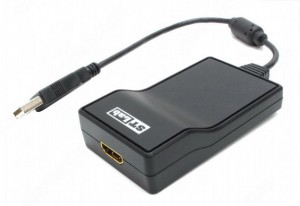 Контроллер STLab U-600 (RTL)  to HDMI Adapter